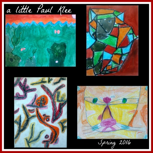 Klee Collage